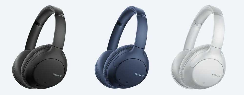 Sony WH-CH710N Noise Canceling Headphones