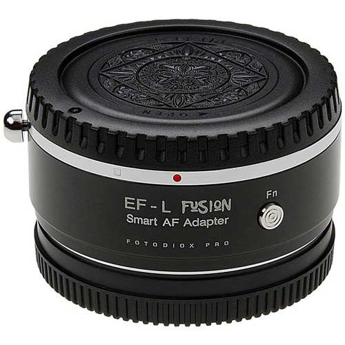 Canon EF-S to Leica L-Mount