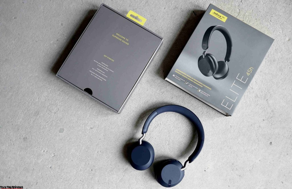 Jabra Elite 45h Review