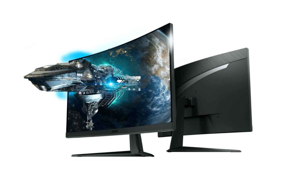 MSI Optix G27C5: MSI Curved Monitor