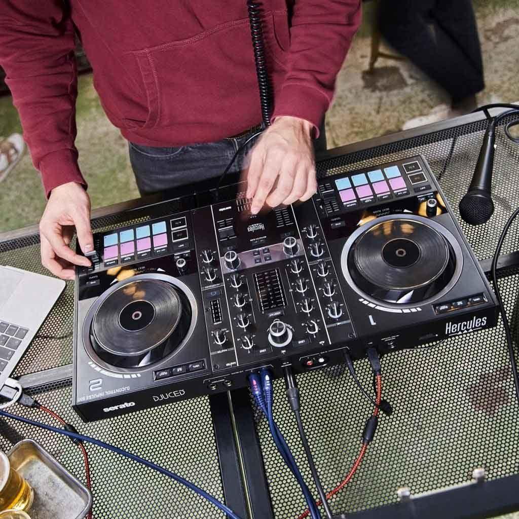 Hercules DJ Controller Inpulse 500