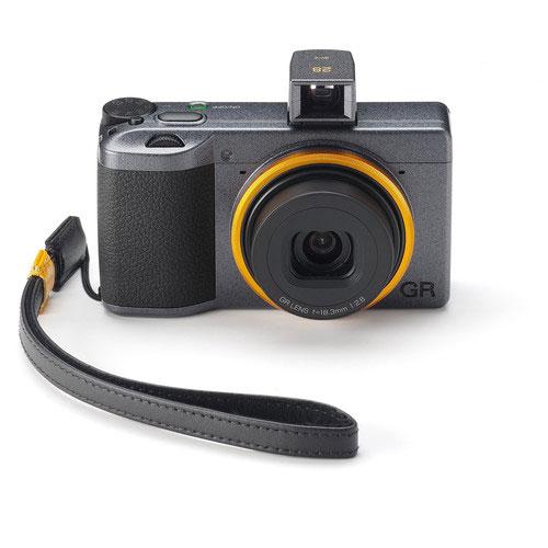 Ricoh GR III Street Edition Compact Digital Camera