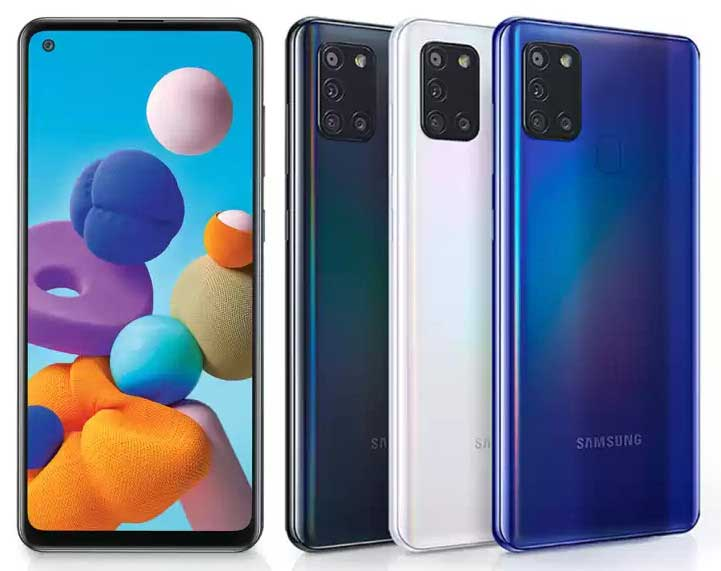 samsung galaxy a21s price usa