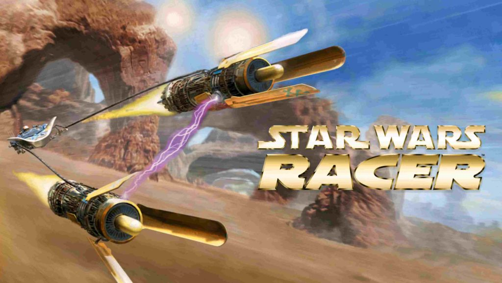 Star Wars Episode l Racer