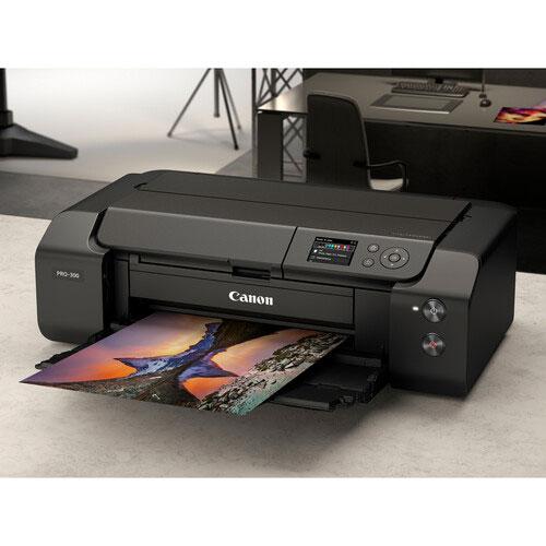 Canon imagePROGRAF PRO-300 Color Inkjet Printer