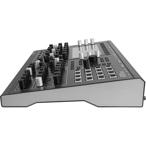Polyphonically Synthesizer