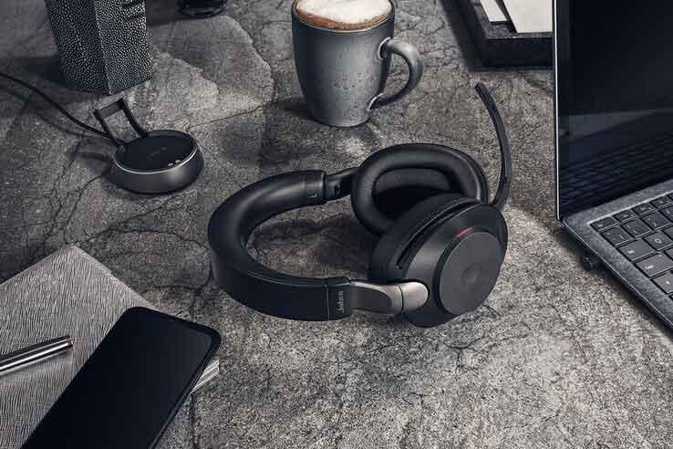 Jabra Bluetooth headphones