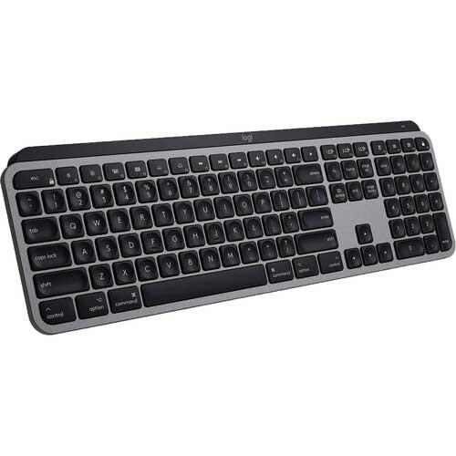 Logitech MX Keys Wireless Keyboard for Mac
