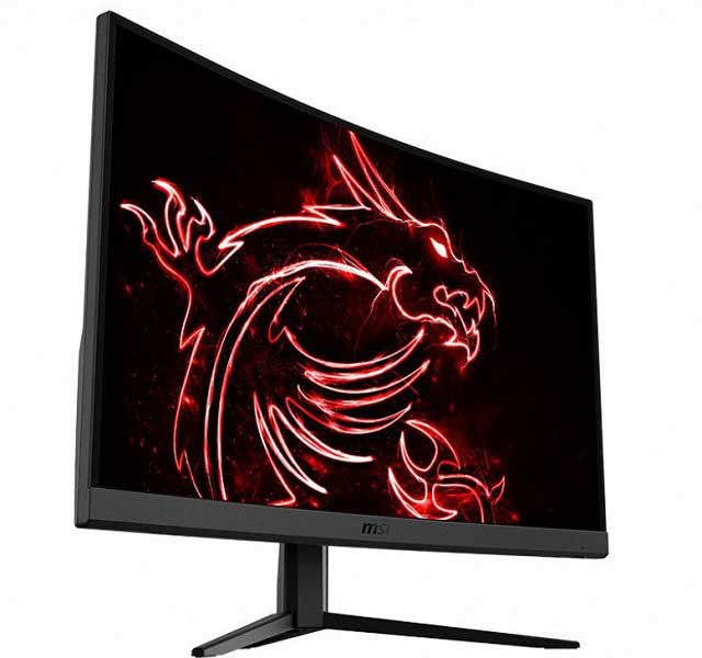 MSI Optix G32CQ4 Curved Gaming Monitor