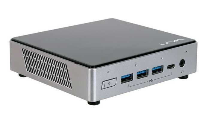 ECS Liva Z3 Plus and Liva Z3E Plus Mini Desktop PCs