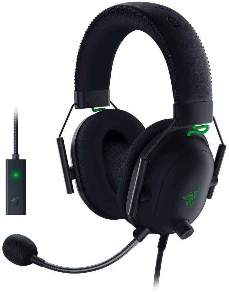 Razer BlackShark V2 Gaming Headset for PC