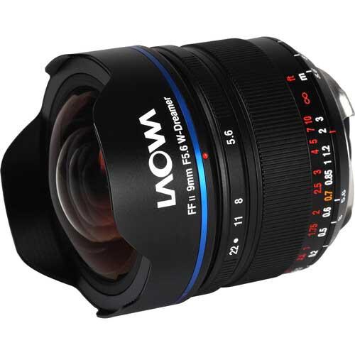 Venus Optics Laowa 9mm F5.6 FF RL Wide Angle Lens