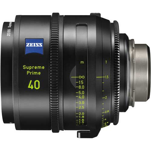 Zeiss Supreme Prime 40mm T1.5