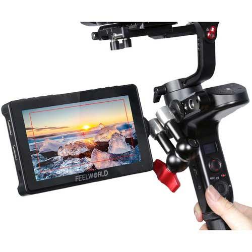 Touchscreen Camera Monitor