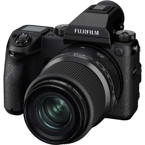 GFX medium format camera