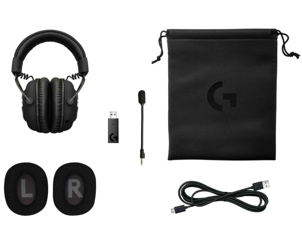 Logitech G Pro X Wireless Lightspeed Gaming Headset with Microphone