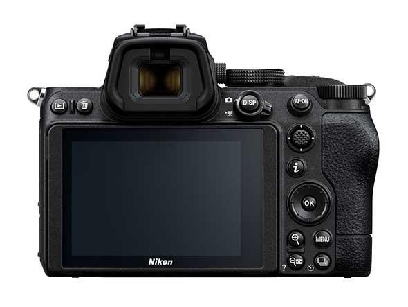 nikon full frame camera