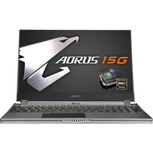 Gigabyte Aorus 15G gaming notebook