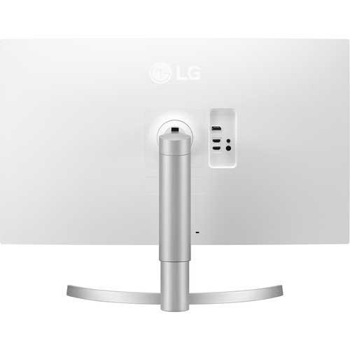 LG 32UN650-W 4K HDR10 IPS Display Monitor