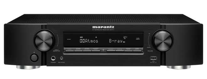 Marantz NR1711 amplifier