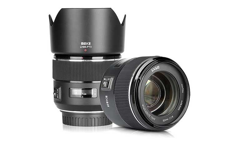 Meike 85mm f1.8 AF Nikon F
