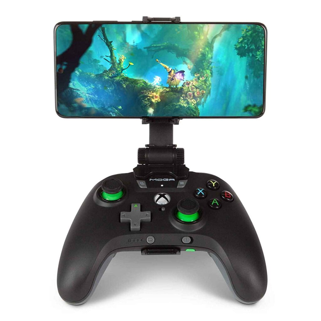 PowerA Moga XP5-X Plus Xbox Cloud Gaming Project xCloud Controller for Smartphones