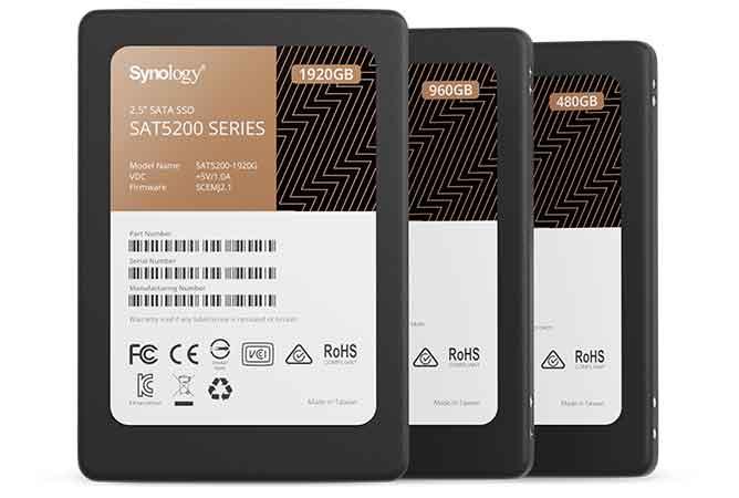 Synology SAT5200 2.5 SSD