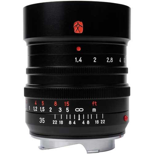 7artisans Photoelectric M35mm f/1.4 Lens Leica M
