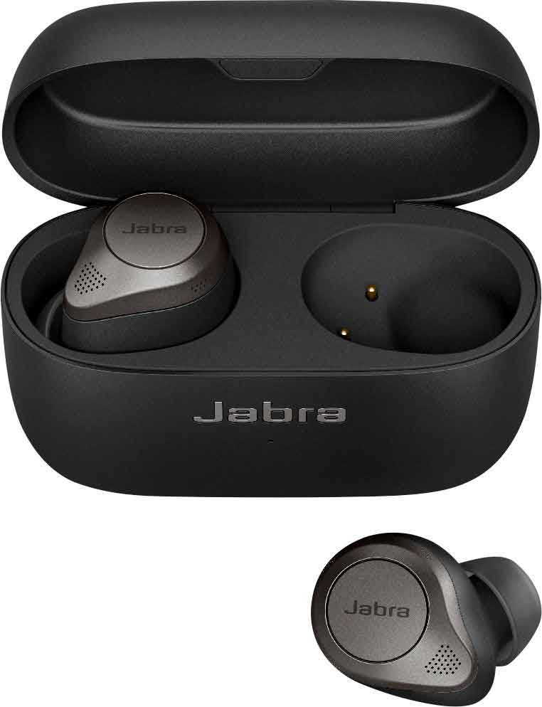 Jabra Elite 85t Truly Wireless Earbuds with Active Noise Cancellation