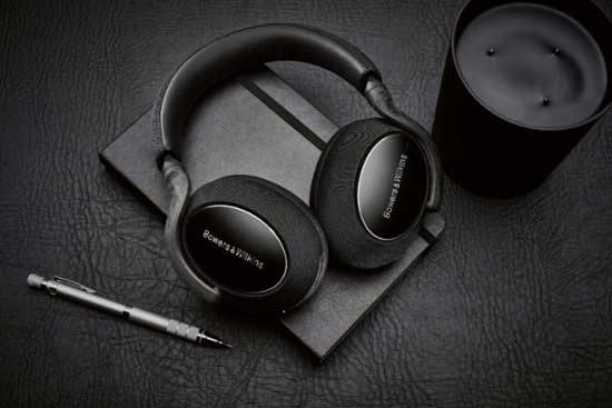 Bowers & Wilkins PX7 Carbon Edition Noise Canceling headphones
