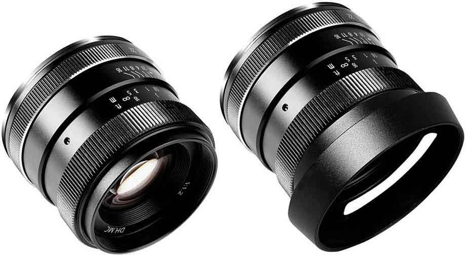 Pergear 35mm F1.2 Lens