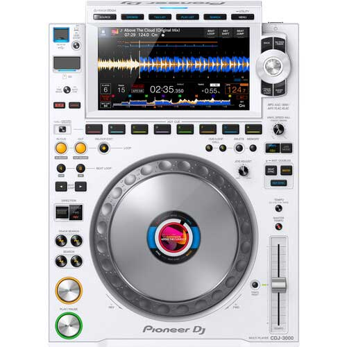 PioneerDJ CDJ-3000 High-Resolution