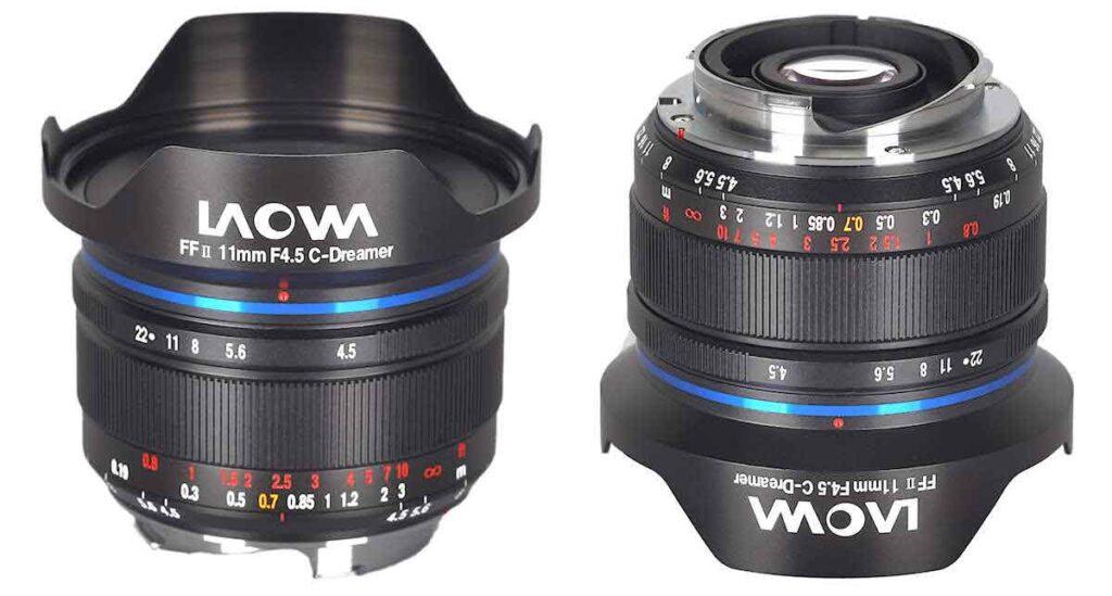 Venus Optics Laowa 11mm f4.5 FF RL