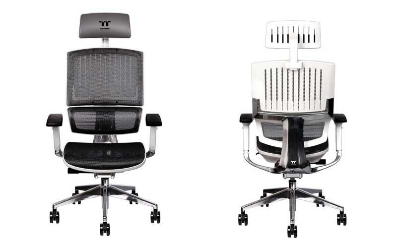 Thermaltake CyberChair E500 White Gaming Chair