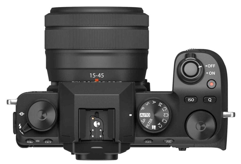 FUJI X-S10 mirrorless digital camera