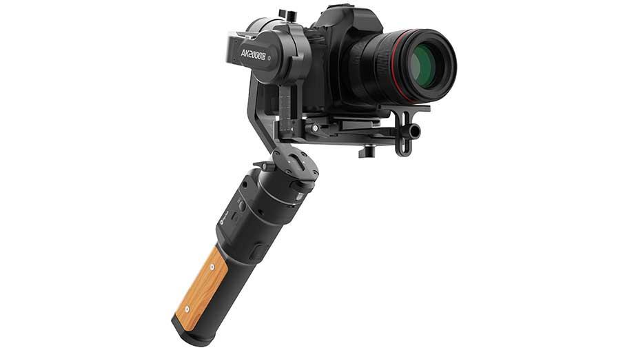 FeiyuTech AK2000C Camera Stabilizer Gimbal