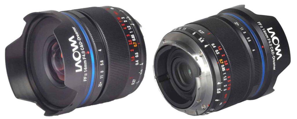 Venus Optics Laowa 14mm F4 FF RL Lens for Nikon Z, Sony E, Leica L and Canon RF