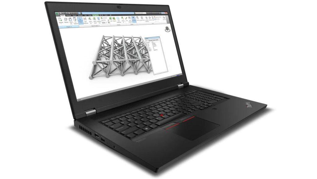 Lenovo ThinkPad P17 mobile workstation laptop