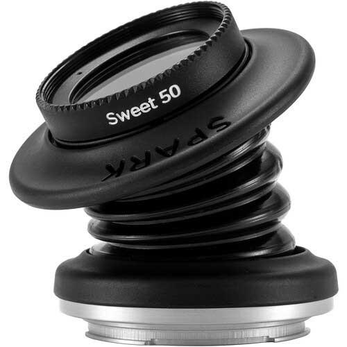 Lensbaby Spark 2.0 Sweet 50 Optic
