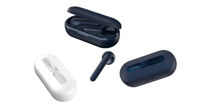 Mobvoi TicPods 2 Pro+ noise cancelling Earbuds