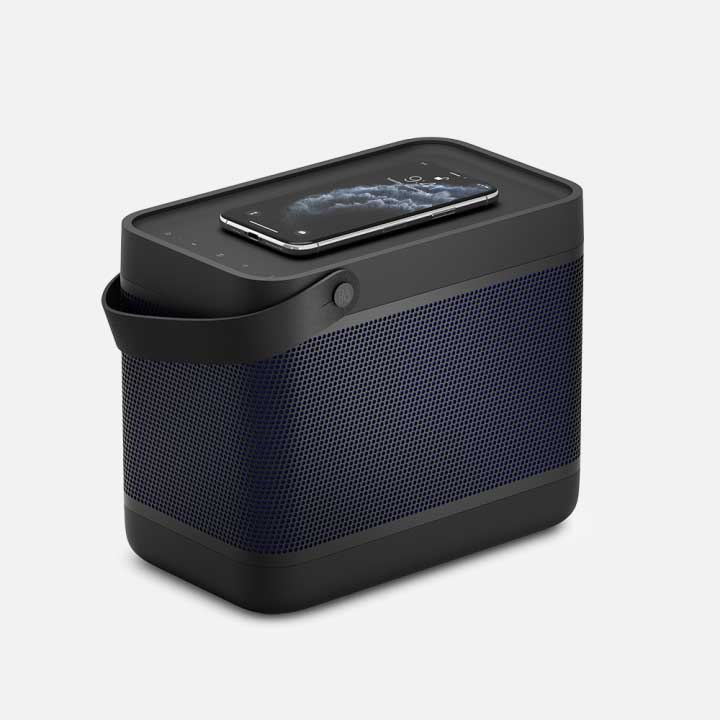 Bang & Olufsen Beolit ​​20 Portable Wireless Bluetooth Speaker With Qi Charger