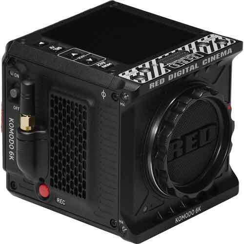 RED Komodo 6K Cinema Box Camera