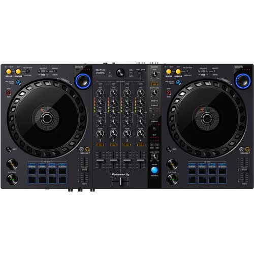 Pioneer DJ DDJ-FLX6 DJ controllers