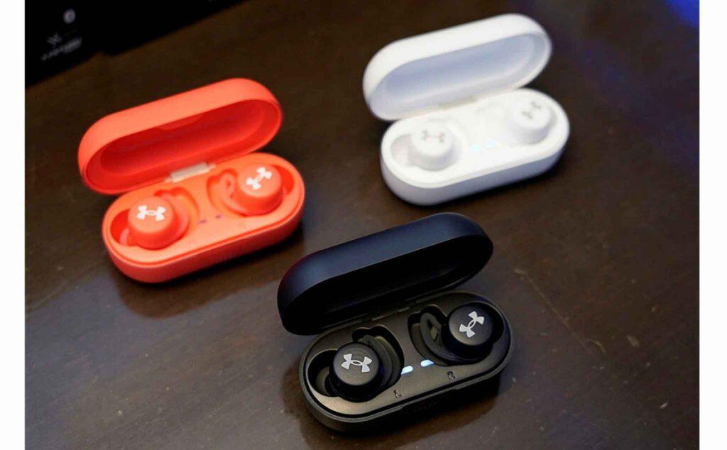 JBL Under Armor Streak True Wireless In-Ear Sport Headphones