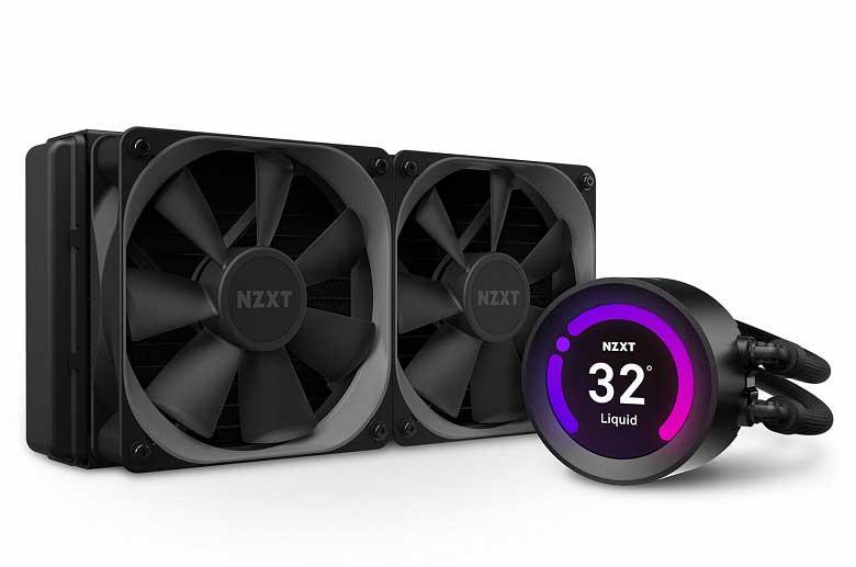 NZXT cooler RGB AIO CPU Gaming