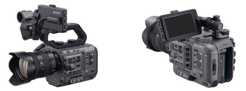 Sony FX6 Cinema Camera