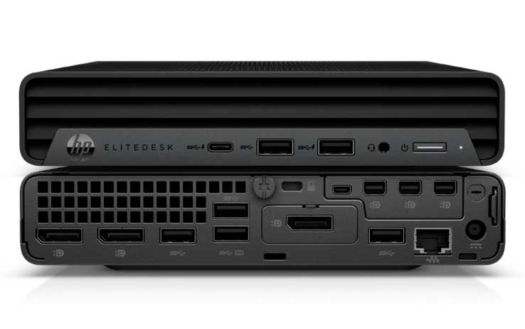 HP EliteDesk 805 G6 Compact PC