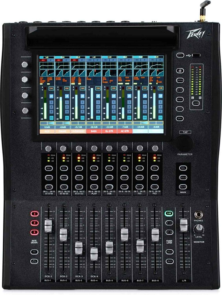 Peavey Aureus mixing console