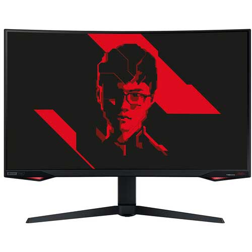 Samsung G7 Monitor T1 Faker Edition