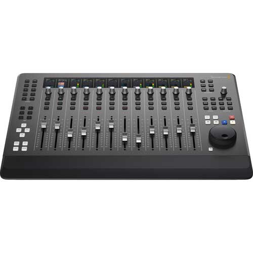 Blackmagic Design Fairlight Desktop USB Audio Mixer